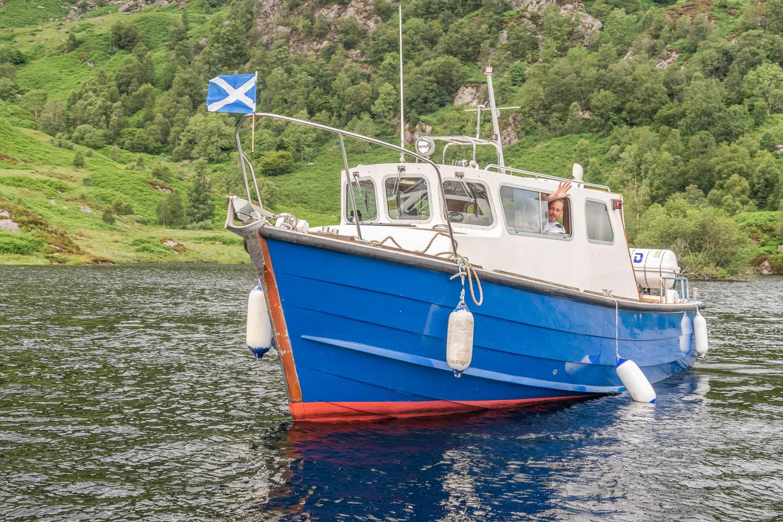 Osprey Charter Boat Cruises